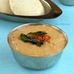 Kongunadu Peanut Chutney | Verkadalai Chutney Recipe
