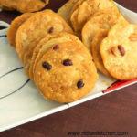Thattu Vadai Recipe | Peanut and Chana Dhal Thattai | Nipattu Recipe