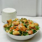 Green Veg Salad | Vegetable Salad Recipe