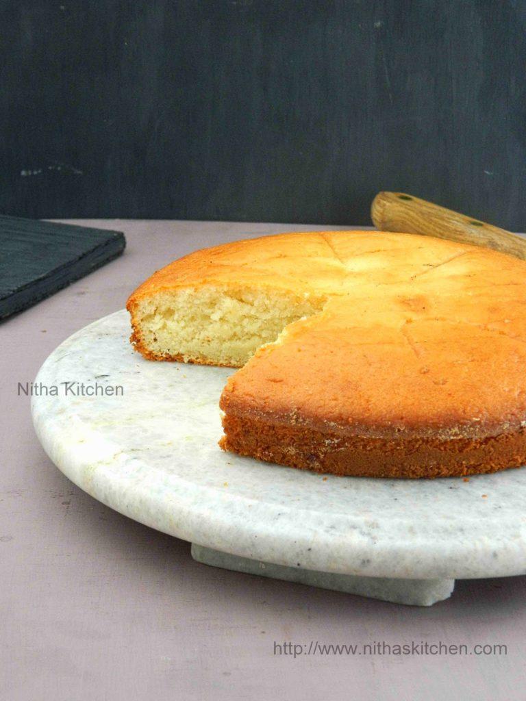 Vanilla Cake3 L