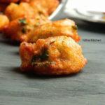 Kuchi Kizhangu (Maravalli kilangu) Bonda | Cassava/Yuca Spicy Fritters | மரவள்ளிகிழங்கு போண்டா
