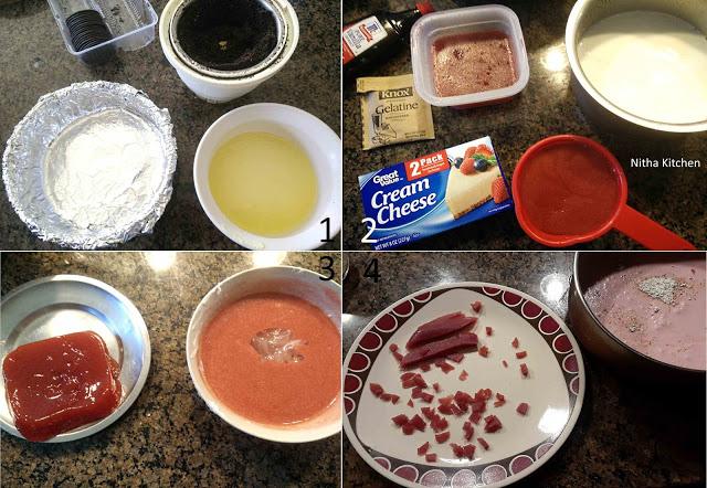 strawberry jello6 L