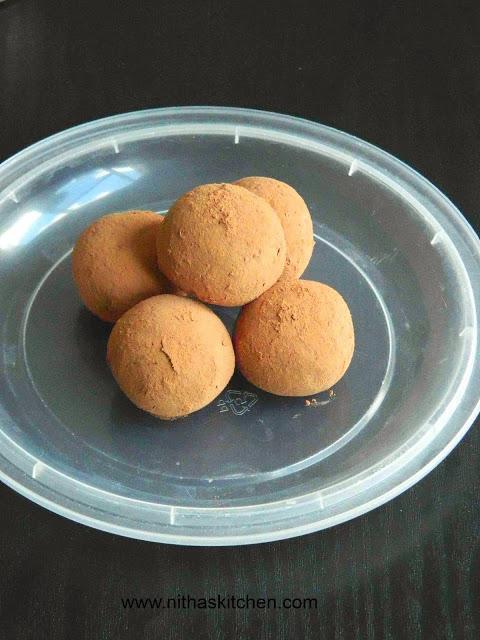 Biscuit Truffles0