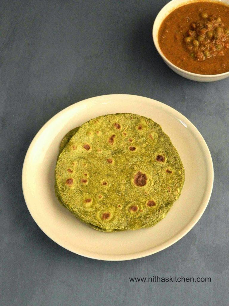Lettuce Paratha