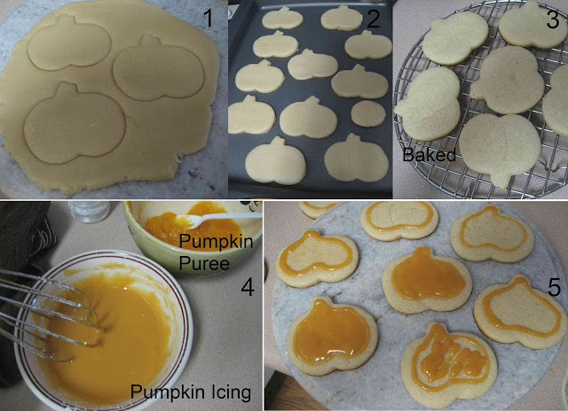 Pumpkin Cookies1