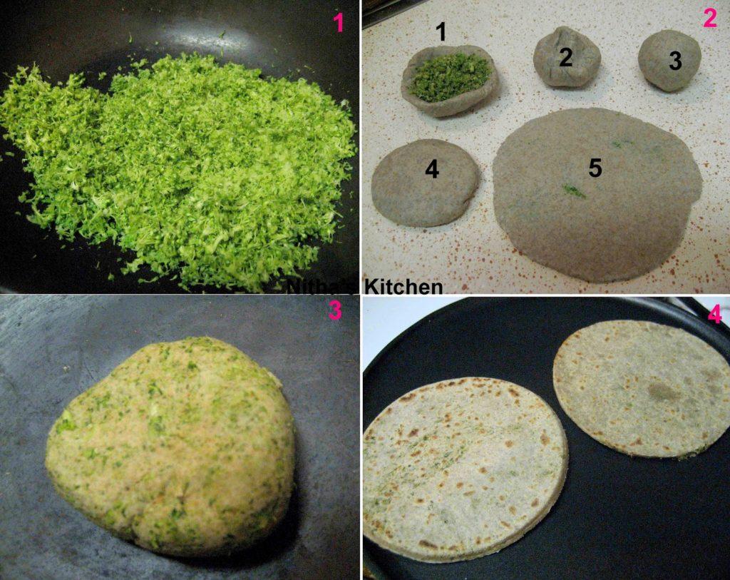 Rye Flour Paratha2
