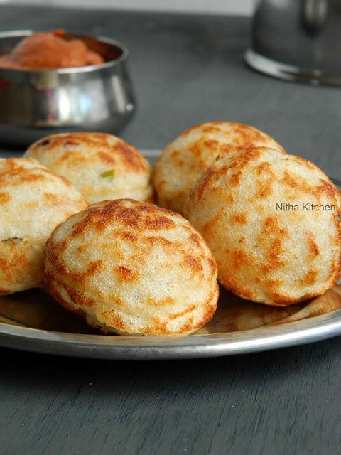 Chola Paniyaram (சோள குழி பனியாரம்) | Sorghum or Jowar Appe