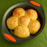 Chicken Stuffed Soft Buns | Soft Dinner Rolls | Khara Buns