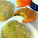 Green Peas Stuffed Kachori | Kachodi | Aloo dum masala