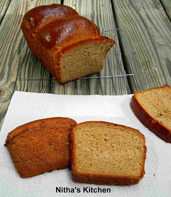 Tangzhong Rye Bread2