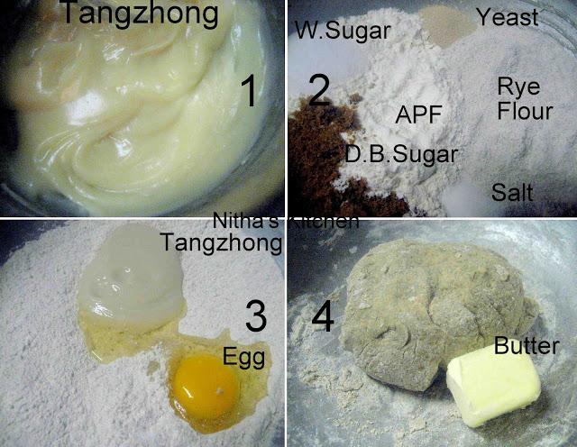 Tangzhong Rye Bread4