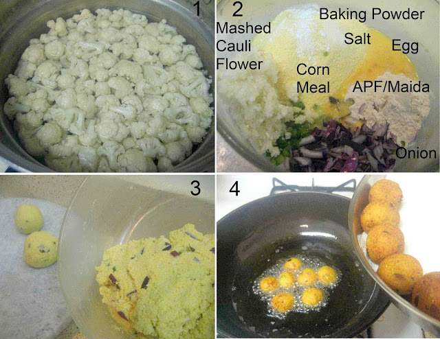 Cauliflower Hush Puppies1
