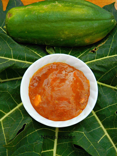 Papaya Halwa1