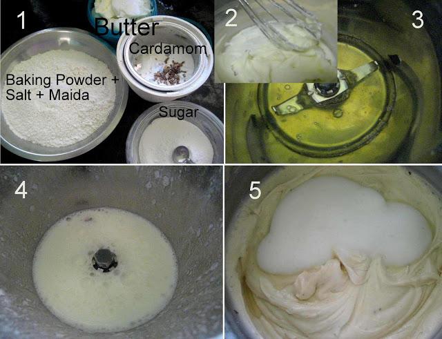 Pressure Cooker Cake1
