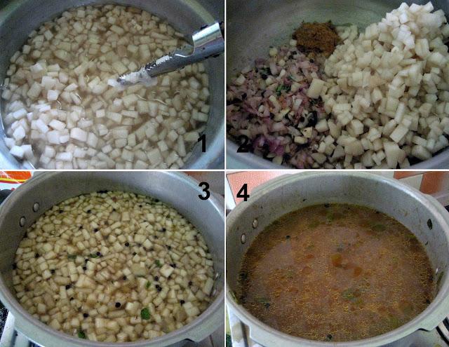 Vazhaithandu Soup1
