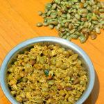 Indian Broad Beans Stir Fry   Pachai Avarakottai Poriyal