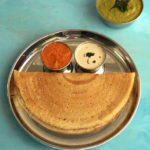 Kambu Idli Dosa Batter Version II | Pearl Millet Dosa with Unusual Chutneys
