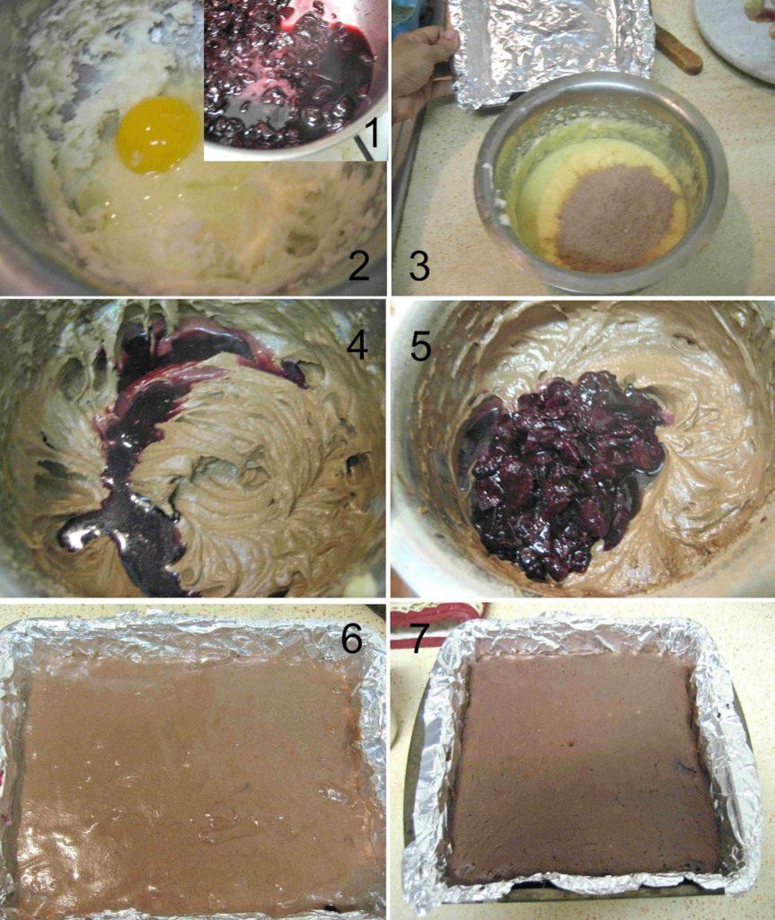 Choc Cherry Cake3