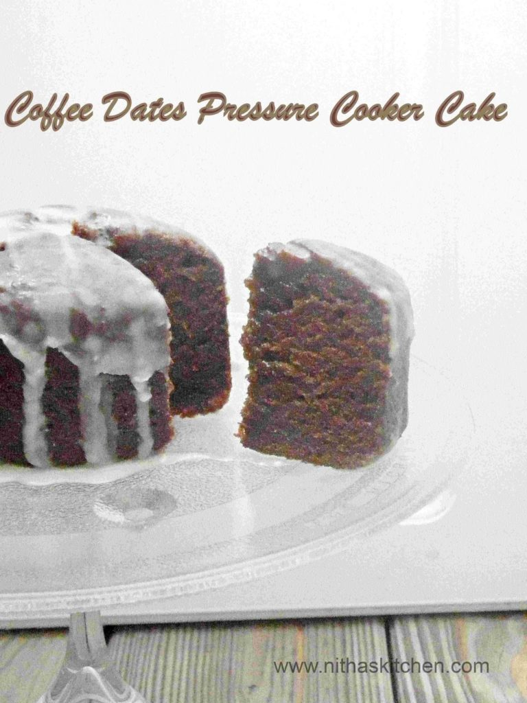 Dates Cofee Cake0