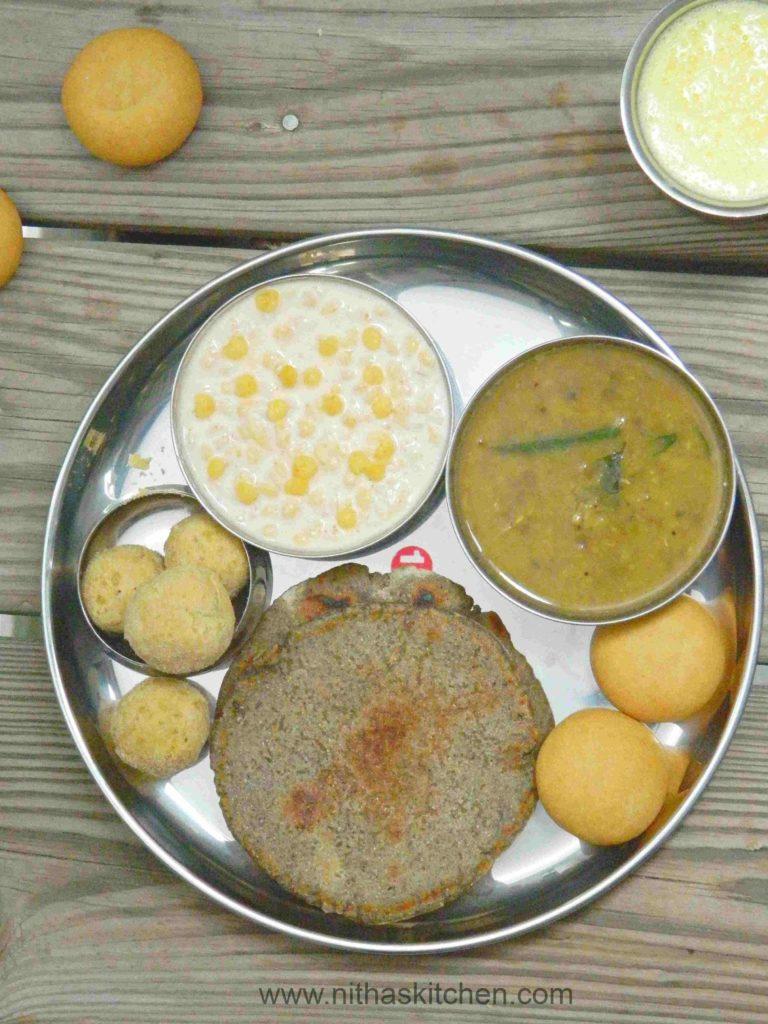 Rajasthani Thali1