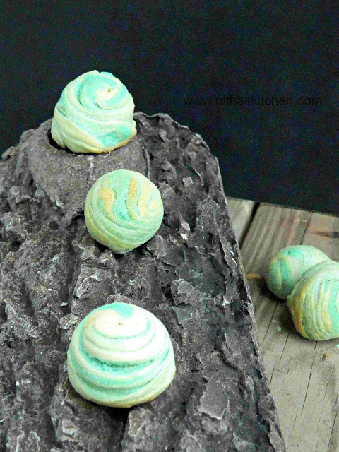 Spiral Moon Cake1
