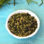 Manathakkali Keerai Paruppu Poriyal | Green Leaf with Moong Dal Stir Fry | No Coconut Recipe