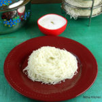 Classic Idiyappam Sandhagai | Instant String Hoppers with Panchamirtham and Coconut Milk