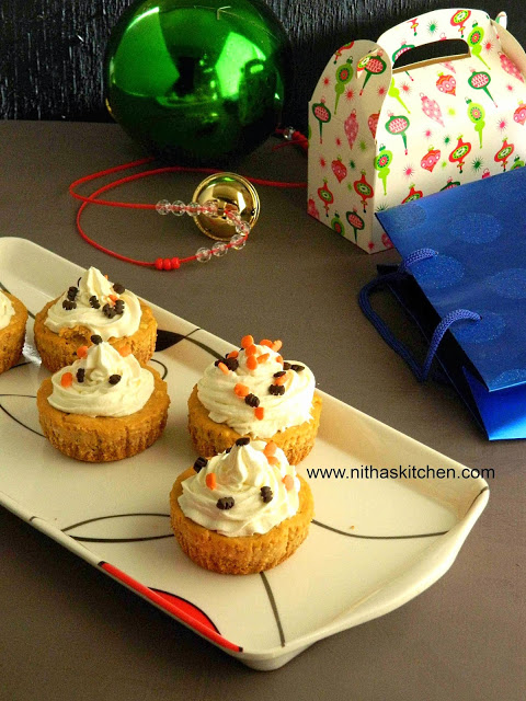 Pumpkin CheeseCakes2