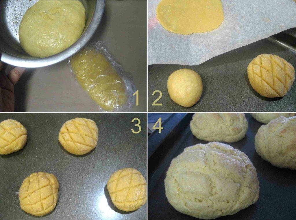 Melon Bread2