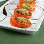 Andalusian Stuffed Tomatoes | Stuffed and Baked Tomatoes