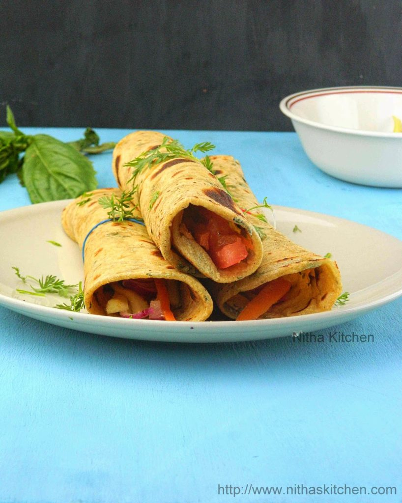 Chapathi Roll0 L