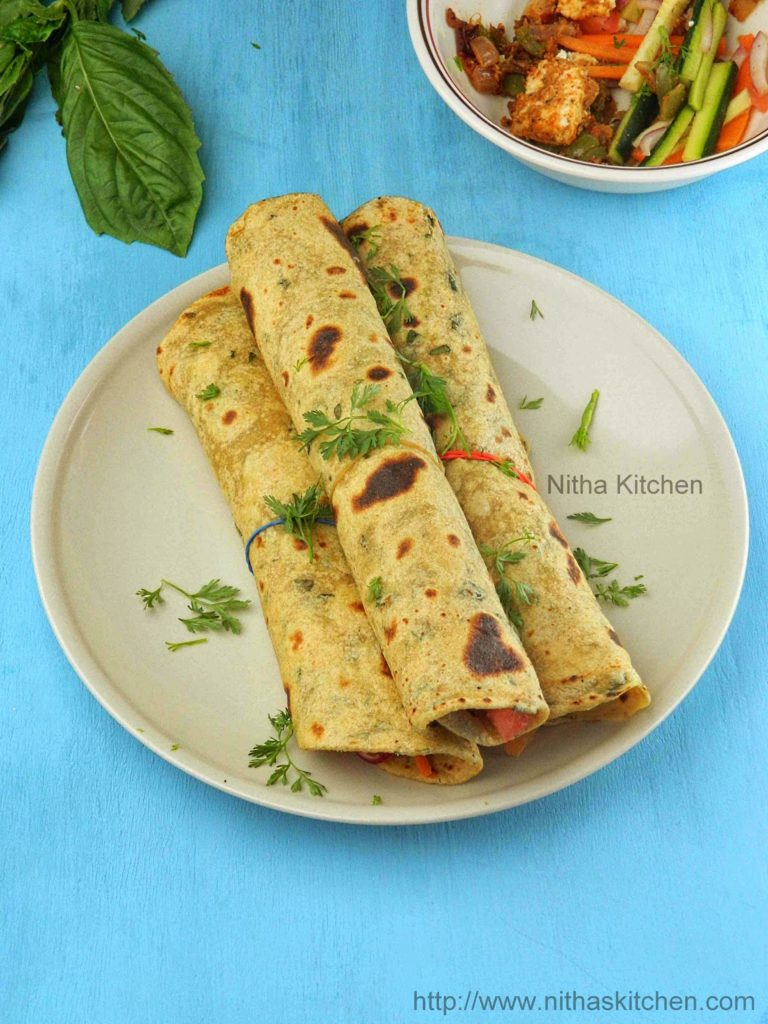 Chapathi Roll1 L