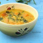 Manathakkali Keerai Mor Kuzhambu | Restaurant Style Pumpkin Kootu Recipe | No Onion No Garlic and No Coconut Recipe