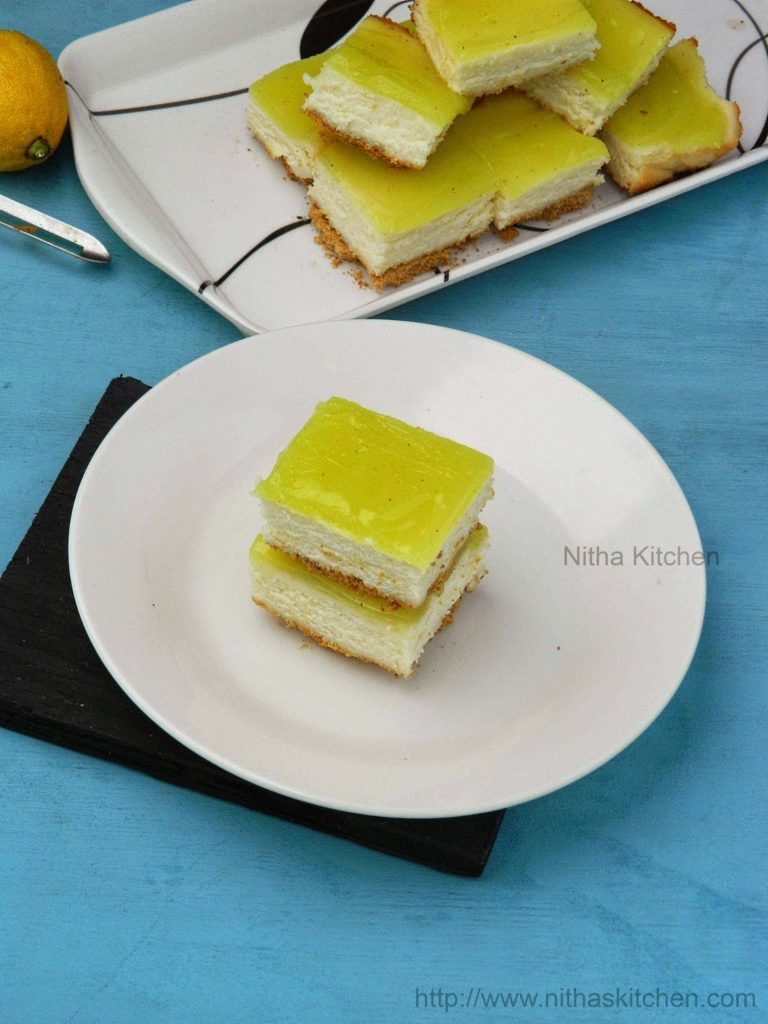 lemon cheese cake0 L