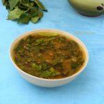 Manathakkali Keerai Paruppu Rasam | Herbal Dal Soup