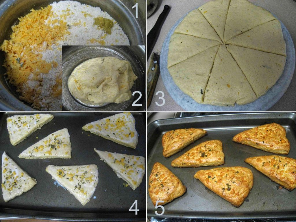 Cheese Scones2