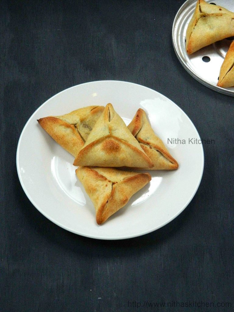 spinach fatayer L