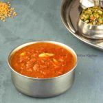 Vendhaya Puli Kuzhambu | Fenugreek Garlic Gravy | Poondu Kulambu Recipe