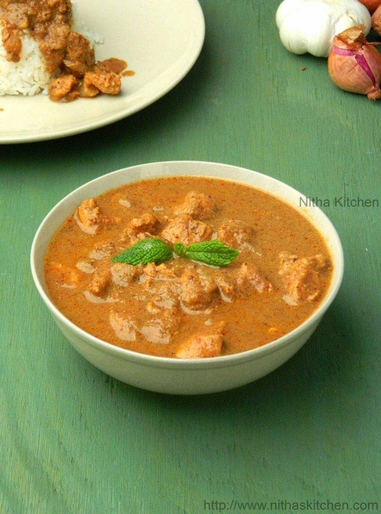Thai Chicken Curry0 L