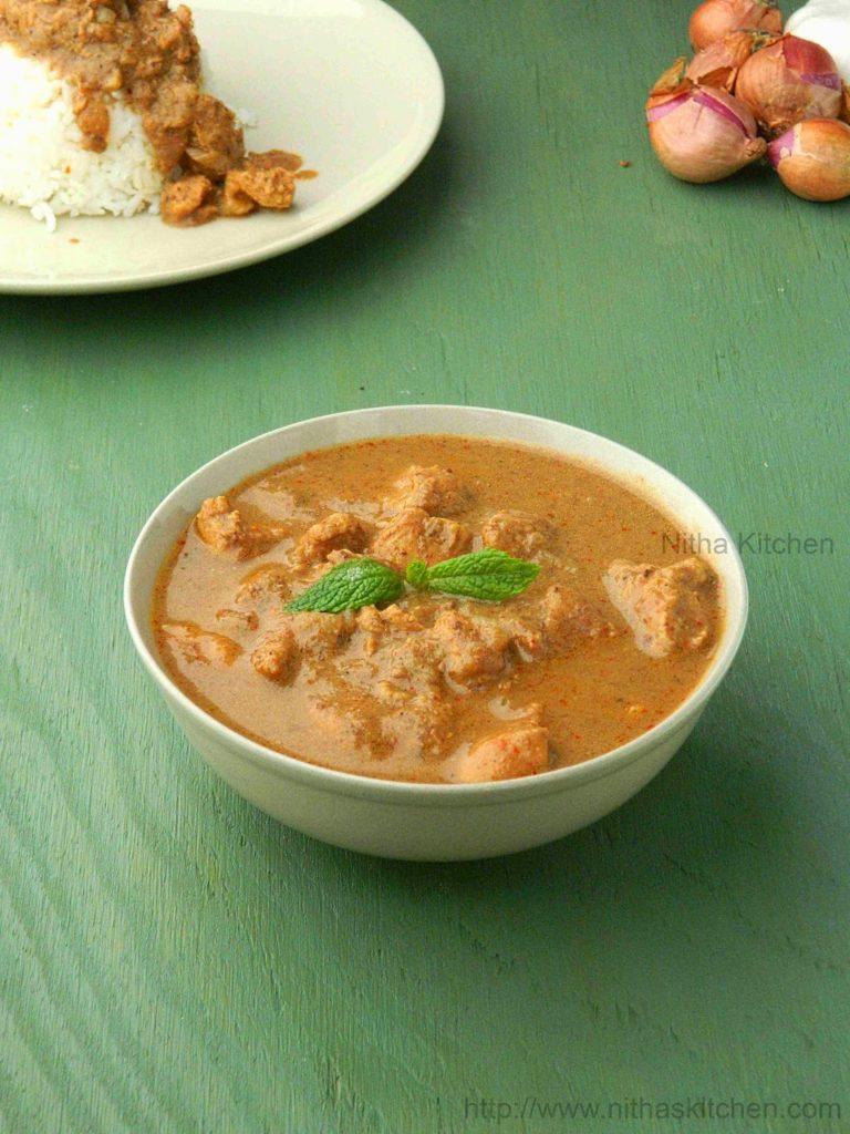 Thai Chicken Curry1 L