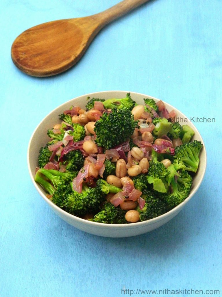 Broccoli Stir Fry0 L