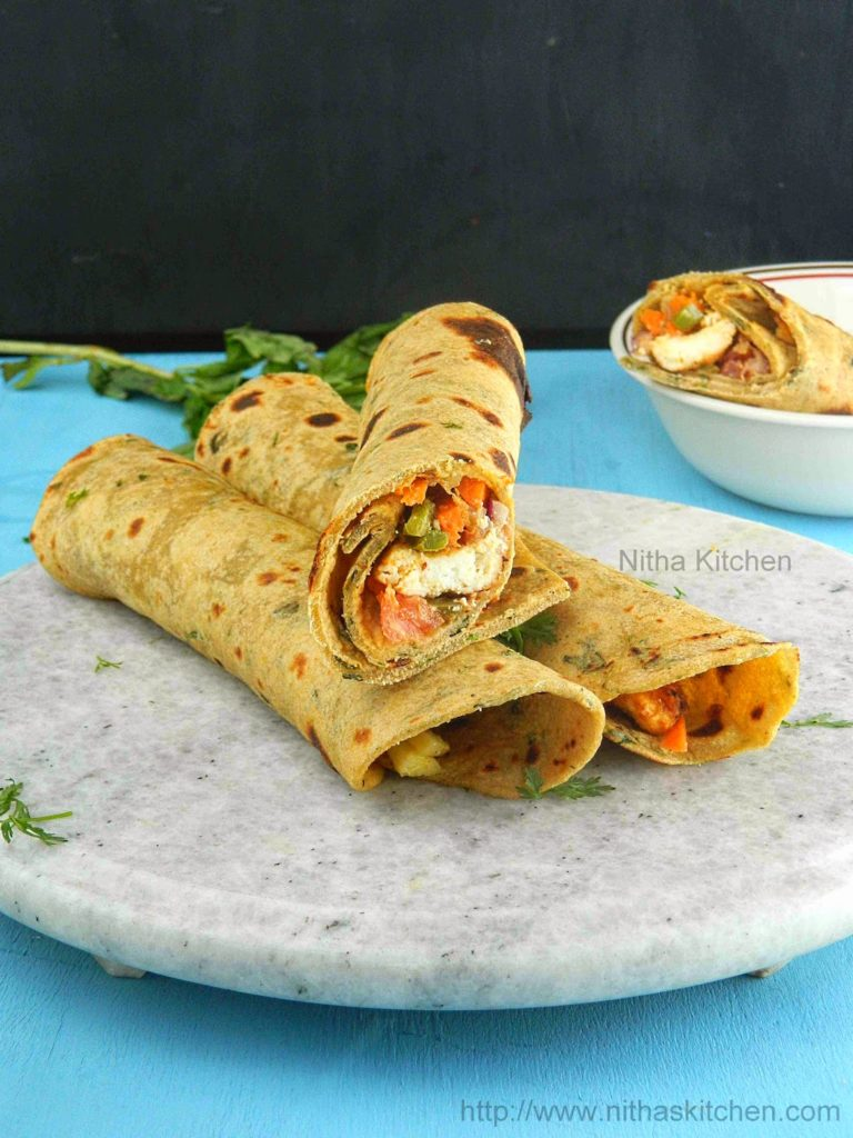 Chapathi Roll L