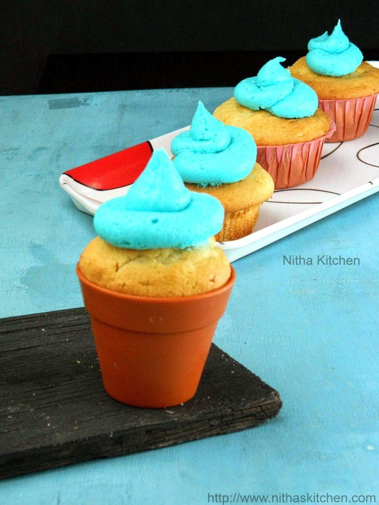 Vanilla Sponge Cupcakes0 L