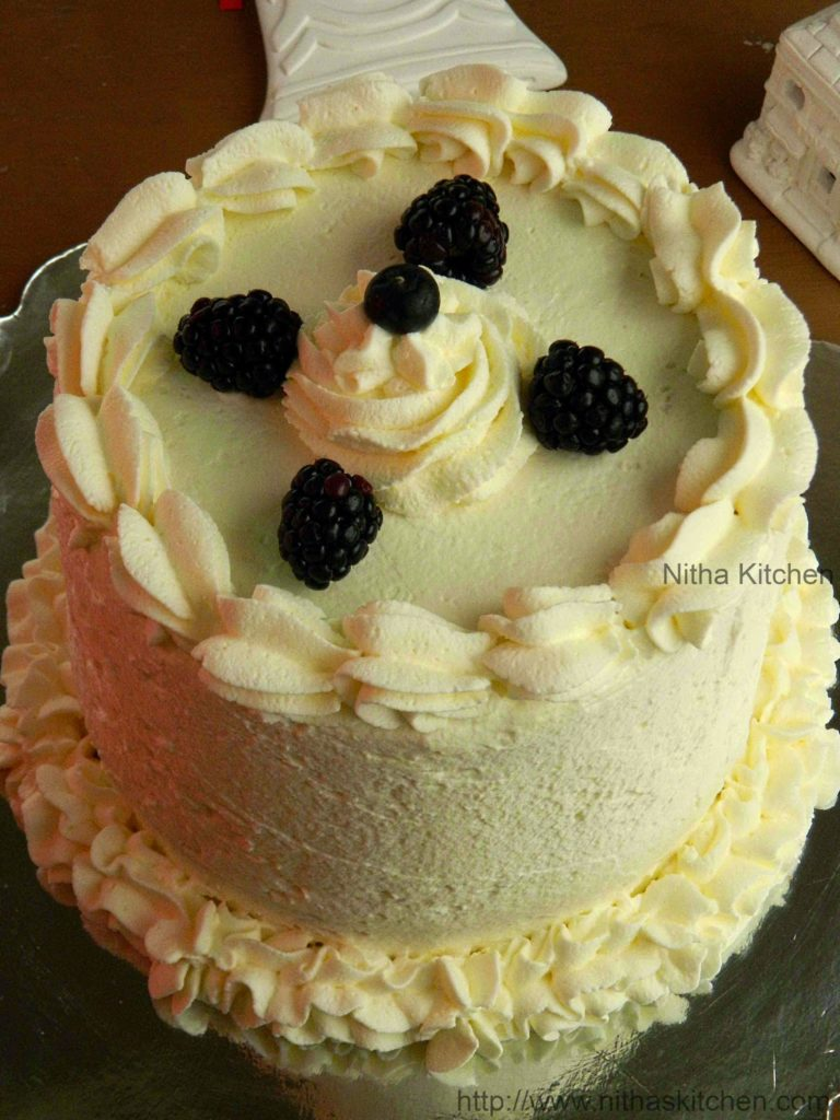 Joan S Cake Rainbow Cake Recipe Using Whipped Cream Frosting