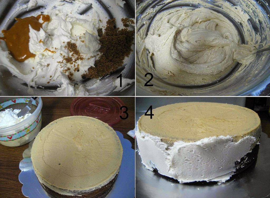 Butter Scotch Cake3 L