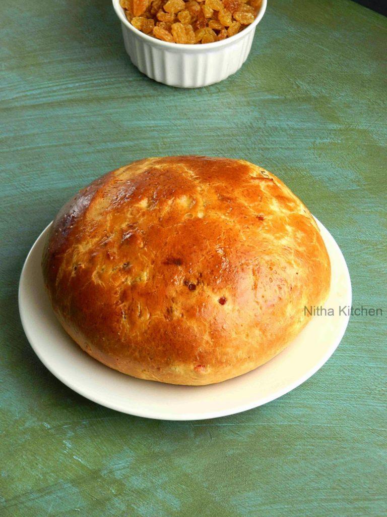 Julekake | Julekaga | Norwegian Cardamom Scented Christmas Bread ...