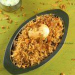 Egg Biryani | Muttai Biriyani Recipe