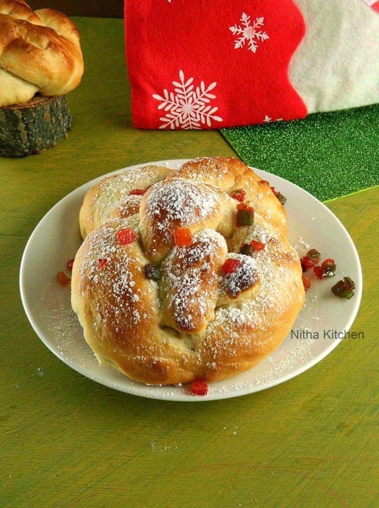 Pretzel Bread0 L