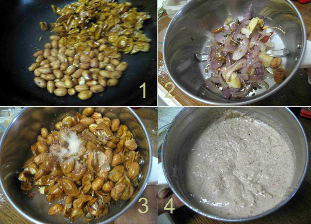 How to use Almond Skins | Almond Skins Chutney