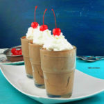 Egg Free and Gelatin Free Easy Chocolate Mousse Recipe | 400th Post